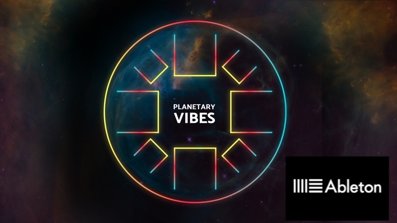 Planetary Vibes Logo